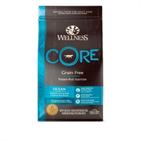 近期貨品: Wellness Core 無穀物(犬用)配方 - 海洋魚 4lb