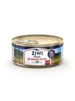 ZiwiPeak - 罐裝料理 (貓用) - 鹿肉配方 85g - 24罐優惠(狗會優惠不適用)