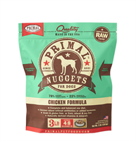 Primal (原始)-Canine Frozen Formula (Chinken)犬用急凍鮮肉- 雞配方 3lb