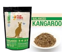 Raw Rawr 袋鼠凍乾生肉狗糧 1.2kg