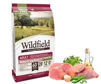 Wildfield 祖泉 低敏無穀物 中至大型成犬 原野 (Country) 配方 - 豬、兔、雞蛋 (M/L) 2kg