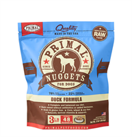 Primal (原始)-Canine Frozen Formula (Duck)犬用急凍鮮肉- 鴨配方 3lb