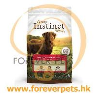 Natures Variety Instinct - 全犬無穀物 (牛肉羊肉) 配方 4.4lb