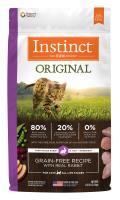 Natures Variety Instinct - 貓糧 (無穀物) 兔肉 10lb