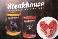 24 罐 Fleischeslust原尾煮易 - 扒房系列410g 自選優惠 A : $816 (同價錢可混款)