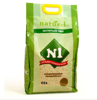 N1 Naturel 栗米豆腐貓砂 17.5L