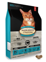 Oven-Baked Cat 大西洋白魚配方 - 成貓糧 10lb (藍)