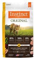 Natures Variety Instinct - 貓糧 (無穀物) 雞肉 11lb