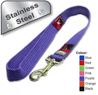 Black Dog 短拖帶 (0.5米) - 紫