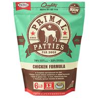 Primal (原始)-Canine Frozen Formula (Chinken)犬用急凍鮮肉- 雞配方 6lb (4包優惠裝)