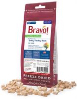 Bravo - Freeze Dried Healthy Medley Turkey with Liver 脫水走地火雞雜錦 貓小食1.25oz