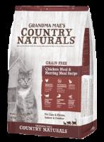 Country Naturals 低敏感無穀物全貓種精簡配方 12lb