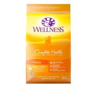 Wellness Complete Health 全能配方 - 幼犬 30lb (黃色)