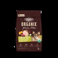 Organix 無穀物 全貓糧 有機雞肉甜薯配方 3lb