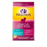 Wellness Complete Health 全能配方 - 小型成犬 (三文魚豌豆) 11lb (細粒)