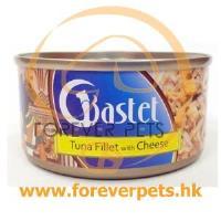 Bastet Tuna Fillet with cheese 鮮嫩吞拿魚芝士 170g
