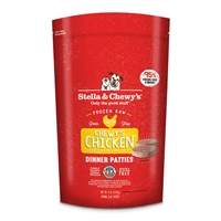 Stella & Chewy's - Freeze Dried Chewy's Chicken Dinner - 雞肉 狗配方 25oz