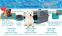 Canine Cooler 舒緩痛楚 冰床墊 (M) 不設送貨