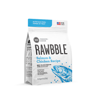 BIXBI 冷凍脫水鮮肉狗糧 三文魚雞肉配方 5.5oz