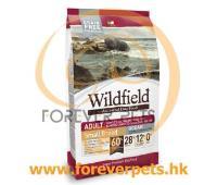 試食裝 - Wildfield 祖泉 低敏無穀物 小型成犬 海洋配方 - 鯡魚、三文魚、吞拿魚 (S)