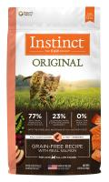 Natures Variety Instinct - 三文魚無穀物全貓配方 4.5 lb