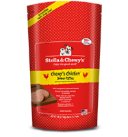 Stella & Chewy's - Frozen Chewy's Chicken 犬用冷凍鮮肉 - 籠外鳳凰(雞肉配方) 3lb