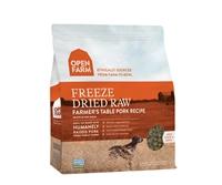 Open Farm Freeze-Dried Dog (Pork) 無穀物豬肉蔬果冷凍脫水狗糧 13.5oz