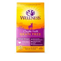 Wellness Complete Health 全能無穀物 - 小型成犬配方 11lb (細粒)