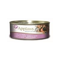 Applaws 全天然 156g 貓罐頭 - 鯖魚 沙甸魚 (大)