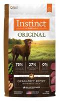 Natures Variety Instinct - 全犬無穀物 Duck (鴨肉) 配方 4lb