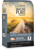 Canidae (Pure Meadow for Senior) 老年犬(無穀物配方) 12lb