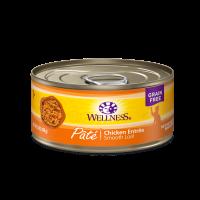 Wellness Complete Health 貓罐頭 - 純鮮雞肉 3oz (橙)