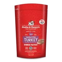 Stella & Chewy's - Freeze Dried Tantalizing Turkey Dinner - 火雞肉 狗配方 5.5oz