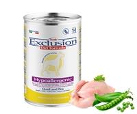 Exclusion Diet Quail & Pea ( 罐頭 ) 無穀物成犬配方 - 鵪鶉碗豆 400g