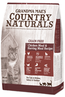 Country Naturals 低敏感無穀物全貓種精簡配方 3lb