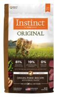 Natures Variety Instinct - 貓糧 (無穀物) 鴨肉火雞 4.5lb