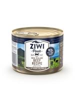 ZiwiPeak - 罐裝料理 (貓用) - 牛肉配方 185g