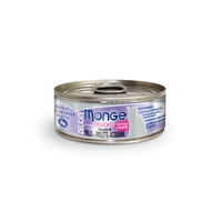 Monge 鮮味雞肉系列 - 雞肉+鯷魚 (紫) 80g
