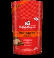 Stella & Chewy's - Frozen Dinner Patties Stella's Super Beef 犬用冷凍鮮肉 - 牛魔王(牛肉配方) 6lb