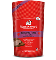 Stella & Chewy's - Frozen Tantalizing Turkey 犬用冷凍鮮肉 - 火雞誘惑(火雞肉配方) 6lb  (4包優惠裝)