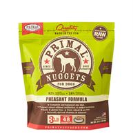 Primal (原始)-Canine Frozen Formula (Pheasant)犬用急凍鮮肉- 野雞配方 3lb