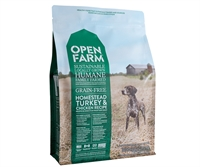 Open Farm Dog (Turkey & Chicken) 無穀物火雞雞肉配方狗糧  12lbs