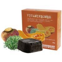 Fleischeslust原尾煮易蔬菜系列300g - 排毒配方:瑞典蕪菁、南瓜、苜蓿草粉(橙盒)