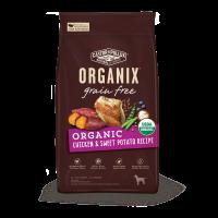 Organix 無穀物全犬糧 - Chicken & Sweet Potato 有機雞肉甜薯配方 10lb