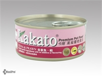 Kakato 卡格 Tuna & Prawn 吞拿魚、蝦 (貓狗合用) 70g