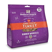 Stella & Chewy's - Freeze Dried Tummy Ticklin' Turkey Dinner - 火雞肉 貓配方 18oz