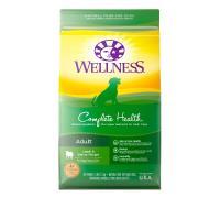 Wellness Complete Health 全能配方 - 成犬 (羊肉燕麥) 15lb (綠色)