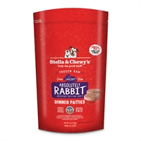 Stella & Chewy's - Freeze Dried Absolutely Rabbit Dinner - 兔肉 狗配方 14oz