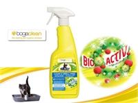 9分換購- bogaclean® 貓砂盤專用清潔除臭噴霧
