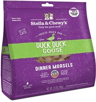 Stella & Chewy's - Freeze Dried Duck Duck Goose Dinner - 鴨鵝肉 貓配方 3.5oz